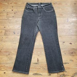 Vtg Fubu Jeans The Collection 7/8 Short